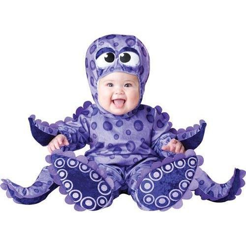 Tiny Tentacles Baby Infant Costume - Infant Small