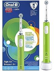 Oral-B Junior Çocuklar İçin Şarj Edilebilir Diş Fırçası (6 Plus Yaş)