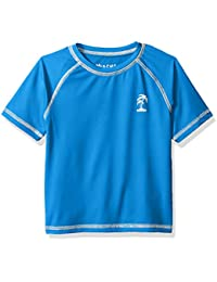 Boys' Palm Tree Rash Guard