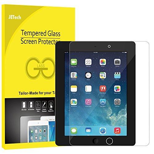 JETech Protector de Pantalla para Apple iPad 2, iPad 3 y iPad 4, Vidrio Templado
