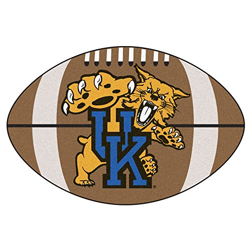 (University of Kentucky Wildcats Football Area Rug)