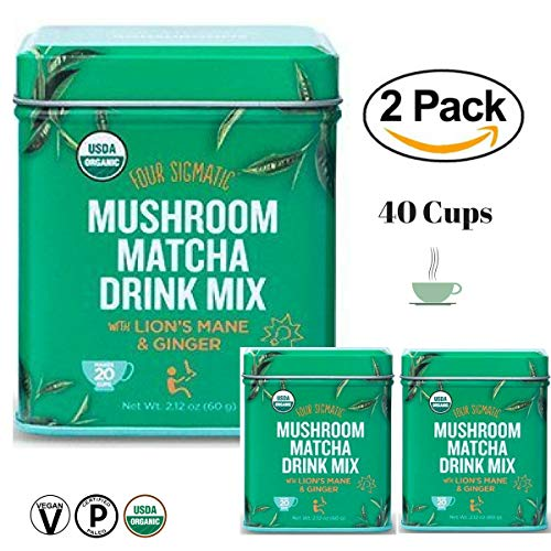 The 10 Best Four Sigmatic Green Tea For 2019