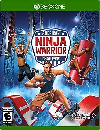 American Ninja Warrior for Xbox One [USA]: Amazon.es: Game ...