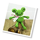 Craft Kit - Crochet - Frankie Frog by The Crafty Kit Co