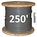 6/2 UF (Underground Feeder - Direct Earth Burial) Cable