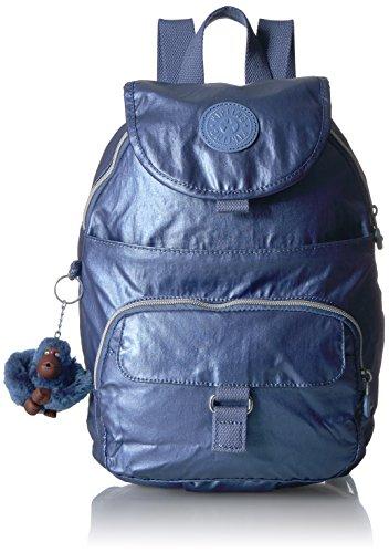 Kipling Queenie Metallic Backpack