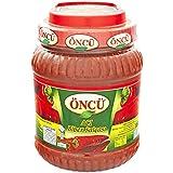 Oncu Spicy Pepper Paste, Turkish, 4.08 Lb
