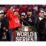 Tony LaRussa & Albert Pujols 2011 MLB World Series Victory Parade (#48) Photo Print (16 x 20)
