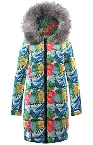 TTYLLMAO Padded Jackets Winter Hoodie Coat Warm Long Gery Outwear Parka Women's Down Down rStra