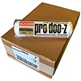 Wooster Brush RR643-9 Pro/Doo-Z Roller Cover, 1/2-Inch Nap, Pack of 12