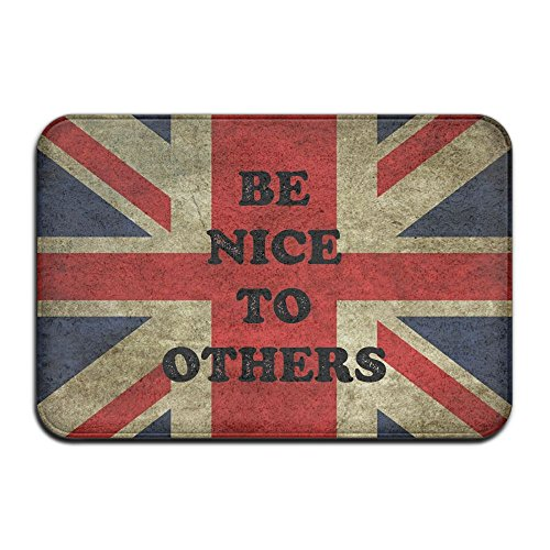 Funny BE NICE TO OTHERS Doormat - 23.6