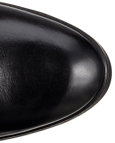 Nero Boot Alti Jja16 Buckle black Stivali 10 Biancolong Donna YxB474