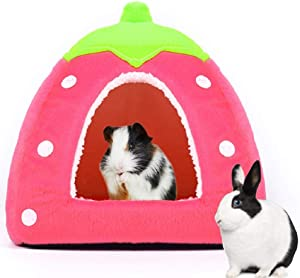 Spring Fever Hamster Guinea Pig Rabbit Dog Cat Chinchilla Hedgehog Bird Small Animal Pet Bed House Hideout Cage Accessorie