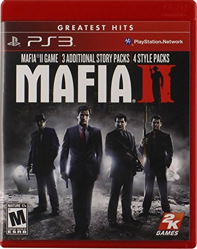 51IZWuwjmOL - Mafia II - Playstation 3 by 2K