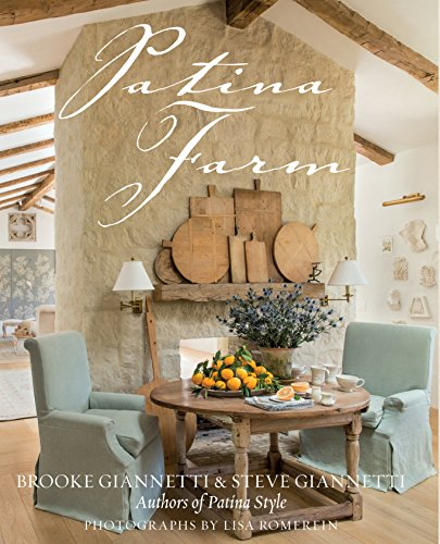 A new farm home blending modern lines and materials with French antiques. When Brooke and Steve Giannetti decided to leave their suburban Santa Monica home to build a new life on a farm, they looked into themselves, and traveled to Belgium and France...