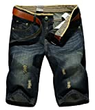 Cameinic Mens Hot Sale Casual Shorts Jean Denim - Best Reviews Guide