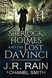 Sherlock Holmes and the Lost Da Vinci (The Watson Files Book 2)