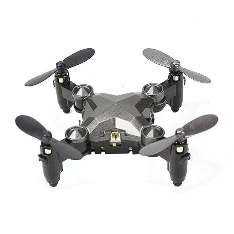 Cozy-TT Watch RC Drone Plegable Mini Avión Aéreo Control de ...