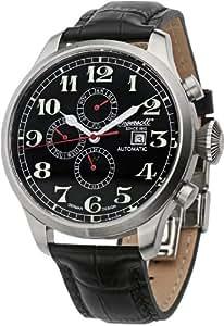 Ingersoll Buffalo IN1602BK Reloj Automático para hombres Diseño Clásico