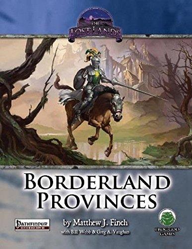 Price comparison product image PF: Lost Lands: Borderland Provinces