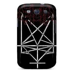 Galaxy S3 Case Cover Skin : Premium High Quality Deicide Logo Case