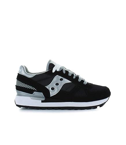 | Saucony Women's Shoes Originals Shadow Black