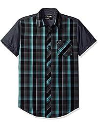 Men's Short Sleeve Sullivan Woven