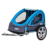 InStep Take 2 Double Trailer, Blue
