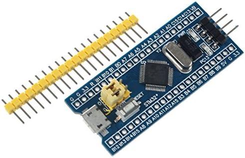 Andifany Stm32f103c8t6 Module De Carte De Développement Système Uart Stm32 Minimum pour