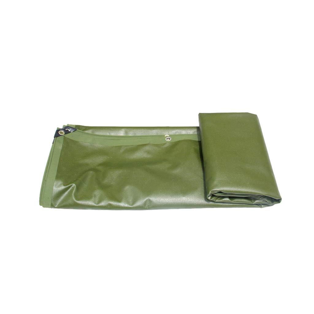 Plane LCSHAN Regenfestes Tuch wasserdicht und staubdicht im Freien verdickend Multifunktionskunststofftuch-Sonnenschutz (größe   3  3m)