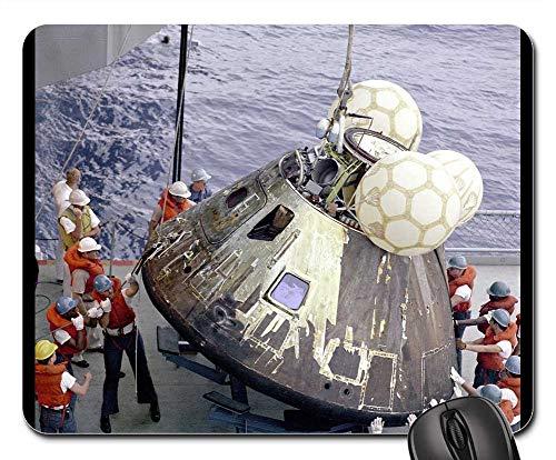 Mouse Pad - Apollo 13 Landing Module Landing ()