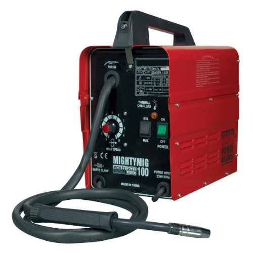Sealey Professional 230V 100A No-Gas Mig Welder for sale  Delivered anywhere in Canada