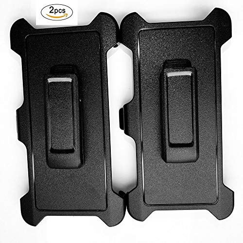 2 Pack Replacement Belt Clip Holster for OtterBox Defender Series Case Samsung Galaxy Note - Holster Belt Clip Note 2