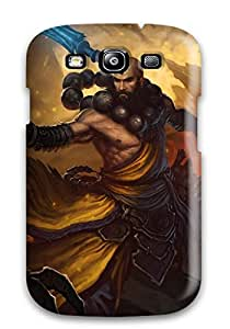 Anti Scratch And Shatterproof Diablo Phone Case For Galaxy S3 High Quality Tpu Case