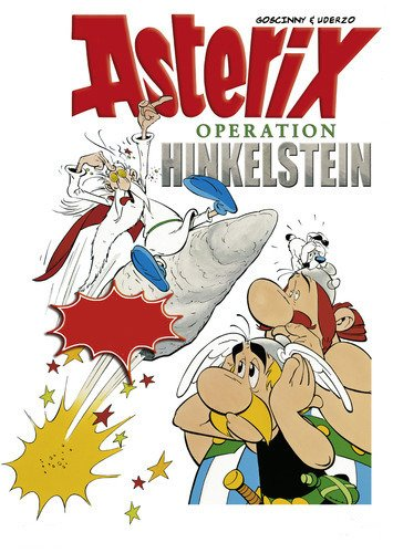 Asterix - Operation Hinkelstein Film
