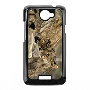 Generic Case Rare Animal Florida Panther For HTC One X Fs7254