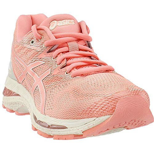 ASICS Gel Nimbus 20 SP Women's Running Shoe, Cherry/Coffee/Blossom, 9 M US