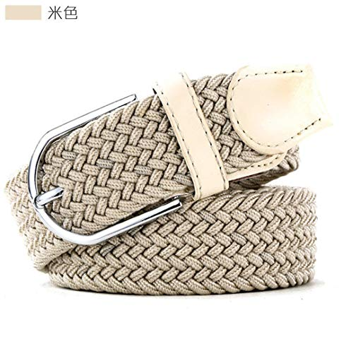 JUIHUGN Russia Casual Stretch Woven Belt Women's Unisex for sale  Delivered anywhere in USA