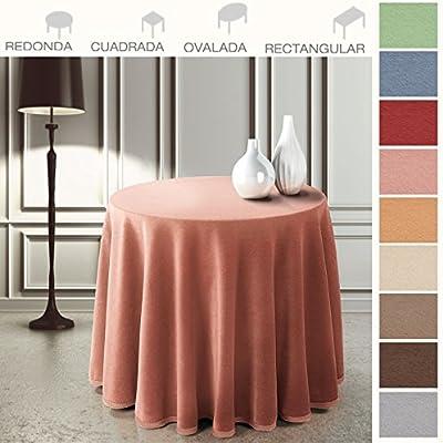 Falda para Mesa Camilla Modelo Deluxe 793, Color Gris 710, Medida ...