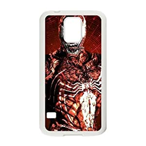 Carnage Samsung Galaxy S5 Cell Phone Case White present pp001_9808558