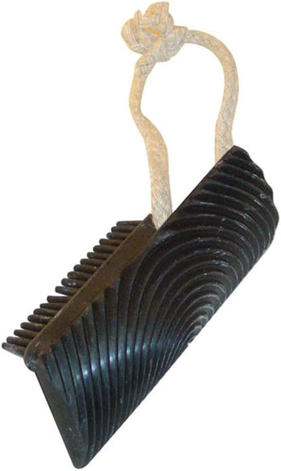 Esp/átula de efecto de imitaci/ón de madera con estampado de 10 cm