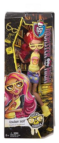 Monster High Geek Shriek Howleen