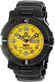 REACTOR Men's 59507 Trident Never Dark Stainless Steel Watch