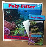 poly filter - POLYBIO POLY FILTER PAD 4 X 8