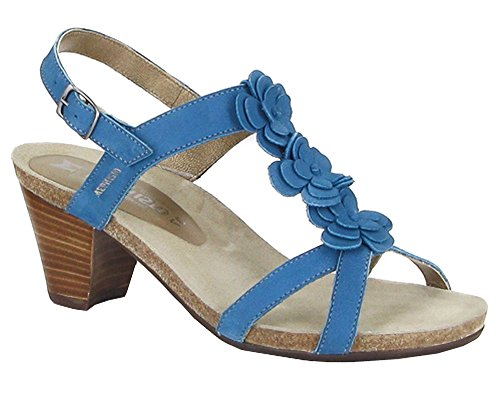 Mephisto Chaussure CLESIA Sandale 6909 Femme nubuck Bleu rrqSvWn7
