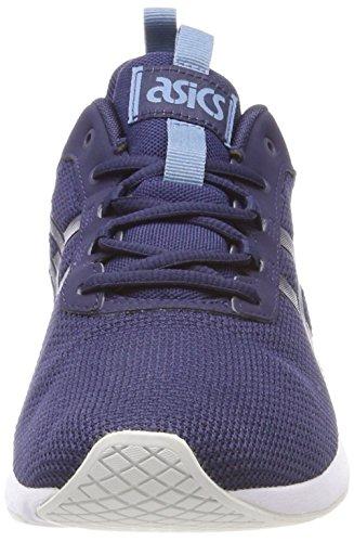Asics Zapatillas Runner de 5858 Azul Gel Hombre para Running Lyte Peacoat A7PqAntwr