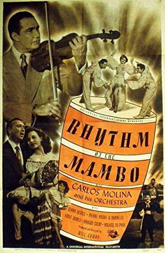 rhythm-of-the-mambo-poster-movie-11x17