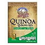 Hodgson Mill Mix Rice Brown Quinoa Garlic, 5 oz