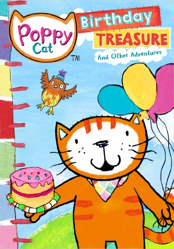 - Poppy Cat: Birthday Treasure