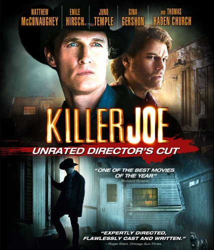 Blu-ray : Killer Joe (AC-3, , Widescreen, Digital Theater System)